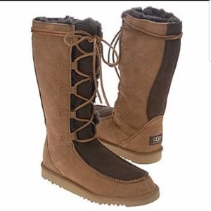 UGG Whitley Tall 5230 Chestnut